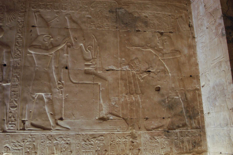 Temple of Seti I – Page 5 – Egypt 2003