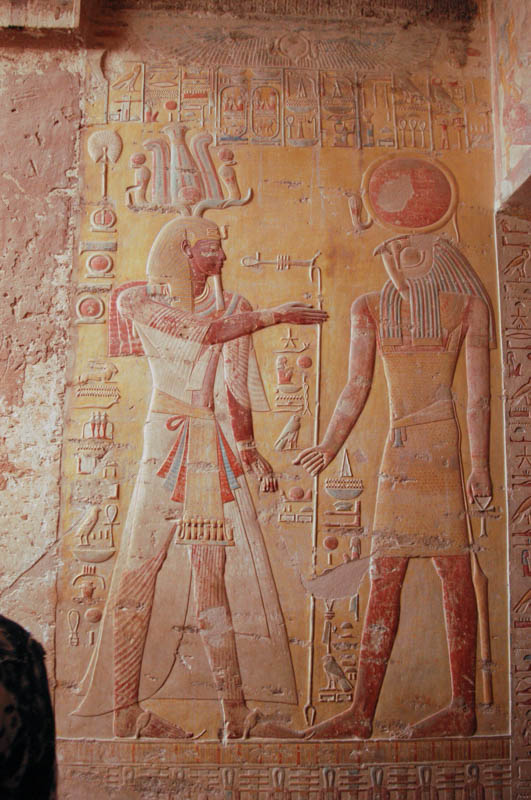 KV8 Tomb of Merenptah – Egypt 2003