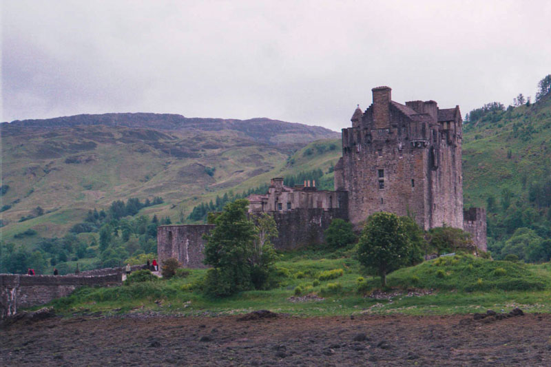 perhaps the most picturesque of all scottish castles