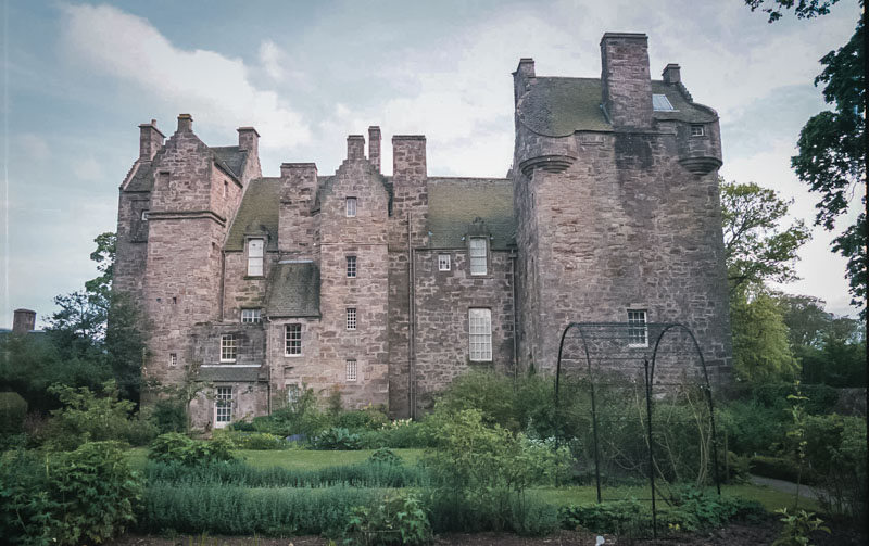 Kellie Castle is a large series of towers and halls